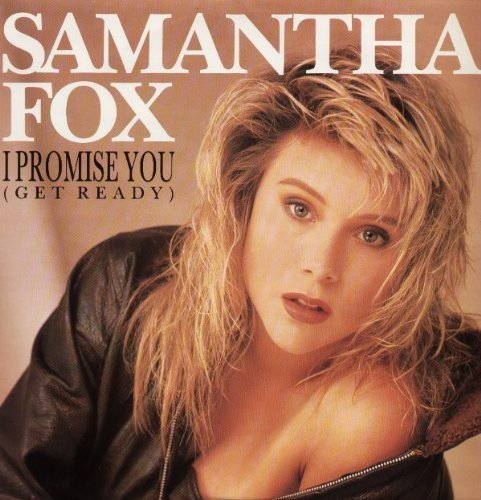 Фото 1: Samantha Fox, I promise you.. (1987)