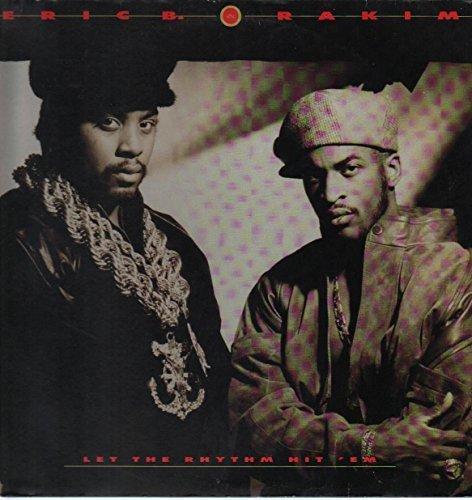 Bild 1: Eric B. & Rakim, Let the rhythm hit 'em (1990)