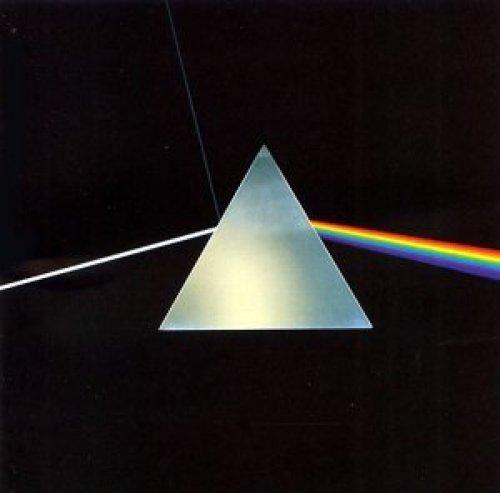 Bild 1: Pink Floyd, Dark side of the moon (1973)