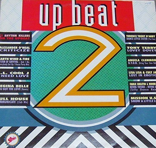 Bild 1: Up Beat 2 (1987), Alexander O'Neal, LL Cool J, Regina Belle, Terence Trent D'Arby..