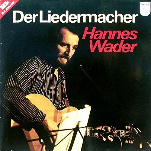 Bild 1: Hannes Wader, Der Liedermacher