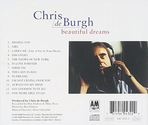 Bild 2: Chris de Burgh, Beautiful dreams (1995)