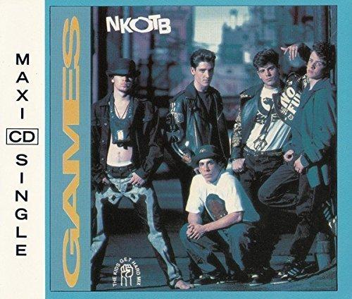 Bild 1: New Kids on the Block, Games (1990)