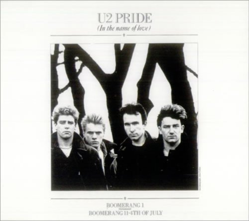 Bild 1: U2, Pride (in the name of love; #island664975)