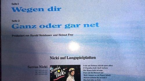 Bild 2: Nicki, Wegen dir (1986)