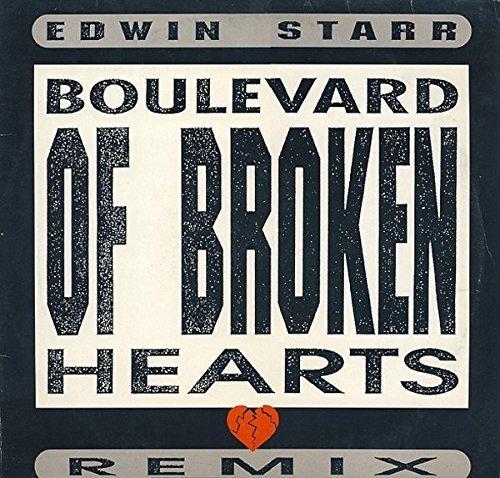 Bild 1: Edwin Starr, Boulevard of broken hearts (Remix)