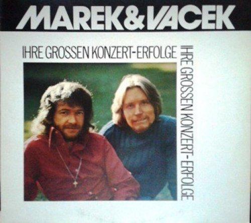 Bild 1: Marek & Vacek, Ihre grossen Konzerterfolge