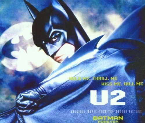 Bild 1: U2, Hold me, thrill me, kiss me, kill me (1995)