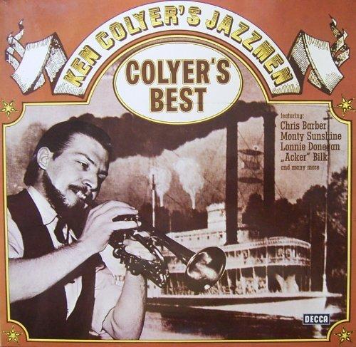 Bild 1: Ken Colyer's Jazzmen, Colyer's best