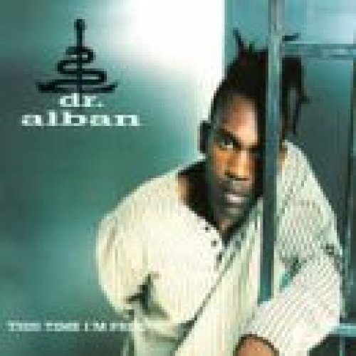 Bild 1: Dr. Alban, This time I'm free (1995)