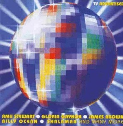 Bild 1: Get Funkey (1996, Edel), Amii Stewart, Gloria Gaynor, James Brown, Shalamar, Montana Sextet..