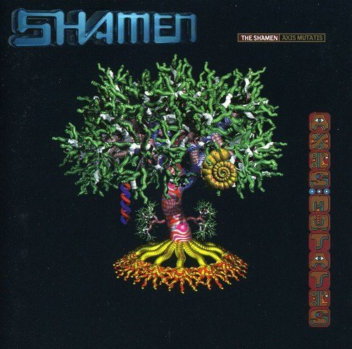 Bild 1: Shamen, Axis mutatis (1995)