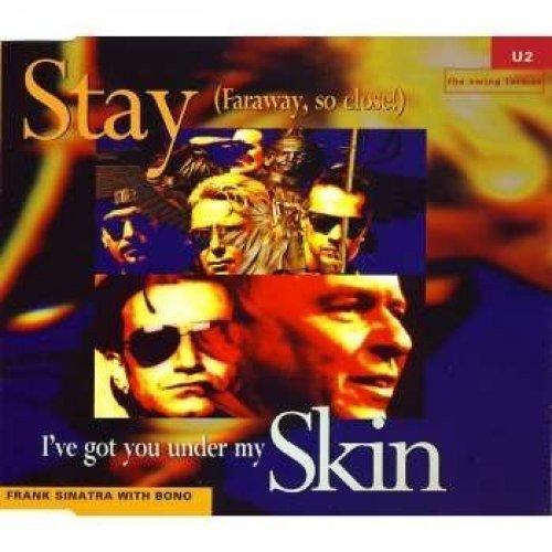 Bild 1: U2, Stay.. (1993, feat. Frank Sinatra)