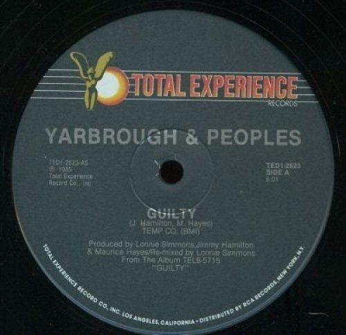 Bild 1: Yarbrough & Peoples, Guilty (1985)