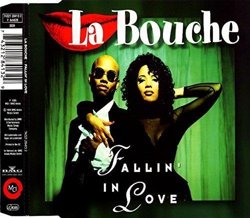 Bild 1: La Bouche, Fallin' in love (1995)