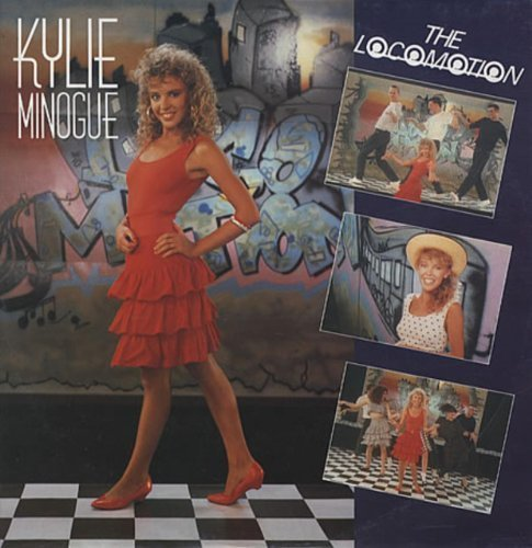 Bild 1: Kylie Minogue, Locomotion (1988)