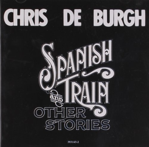 Bild 1: Chris de Burgh, Spanish train and other stories (1975)