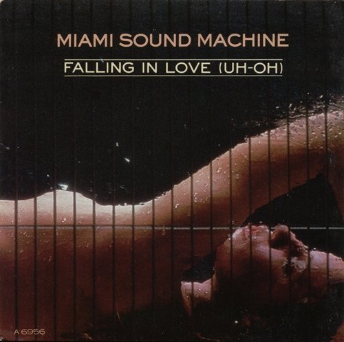 Bild 1: Miami Sound Machine, Falling in love (Ext. Remix, 1986)