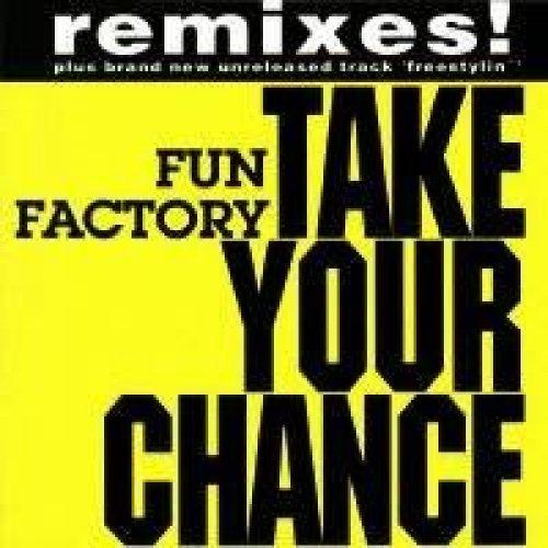 Bild 1: Fun Factory, Take your chance (Remixes, 1994)