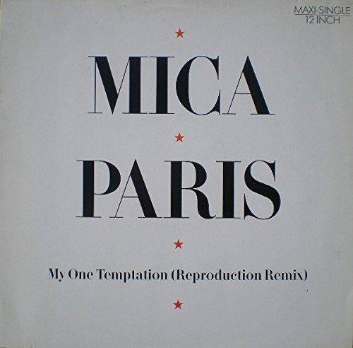 Bild 1: Mica Paris, My one temptation (Reproduction Remix)