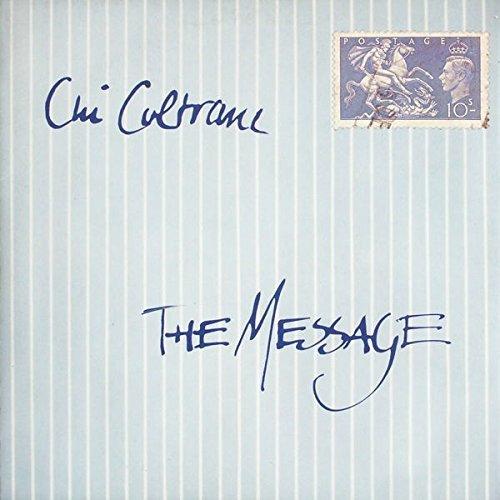 Bild 1: Chi Coltrane, Message (1986)