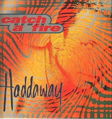 Bild 1: Haddaway, Catch a fire-Remix (1995)