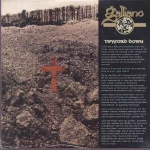 Bild 1: Galliano, Twyford down-CD2 (1994, cardsleeve)