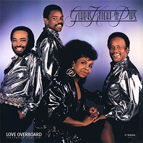 Bild 1: Gladys Knight & The Pips, Love overboard (Ext., 1987)
