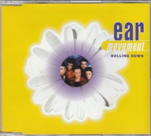 Bild 1: Ear Movement, Rolling down (1994)