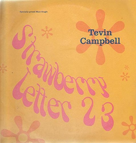 Bild 1: Tevin Campbell, Strawberry letter 23 (US, 8 versions, 1991/92)