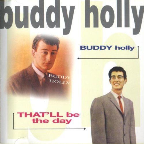 Bild 1: Buddy Holly, Same/That'll be the day (1958)