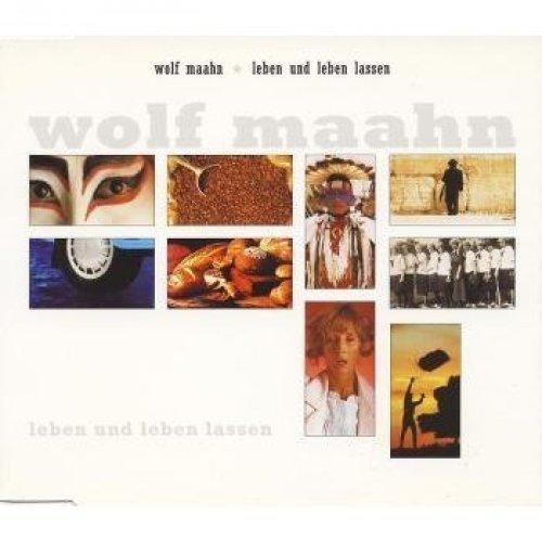 Bild 1: Wolf Maahn, Leben und leben lassen