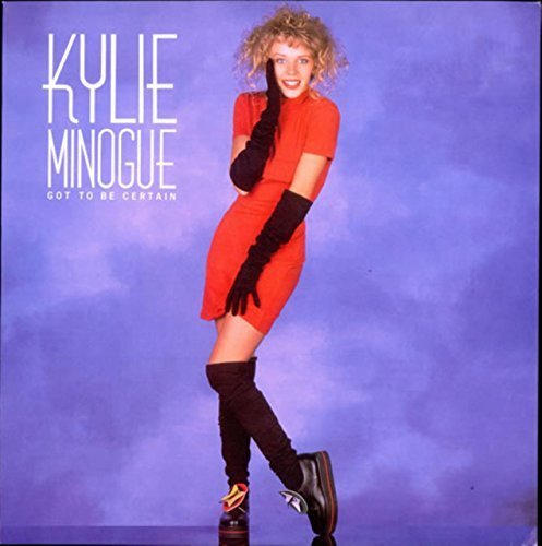 Bild 1: Kylie Minogue, Got to be certain (1988)