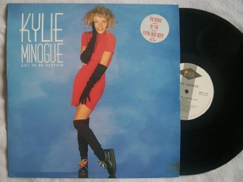 Bild 2: Kylie Minogue, Got to be certain (1988)