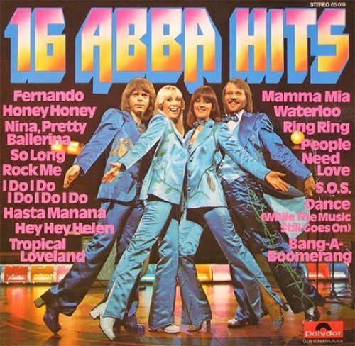 Bild 1: Abba, 16 Abba hits (Club)