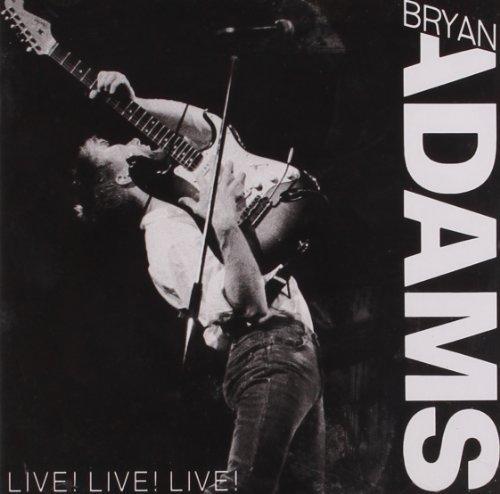 Bild 1: Bryan Adams, Live! Live! Live! (1988)