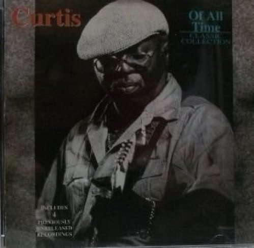 Bild 1: Curtis Mayfield, Of all time-Classic collection (1990, US)