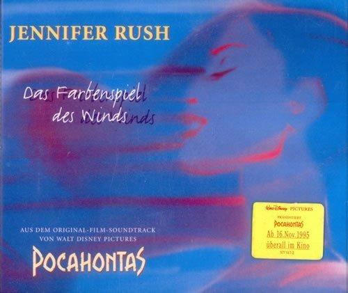 Bild 1: Jennifer Rush, Das Farbenspiel des Winds (1995)