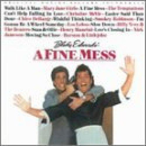 Bild 2: A fine Mess (1986), Temptations, Mary Jane Girls, Los Lobos..