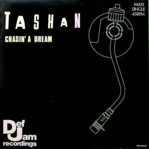 Bild 1: Tashan, Chasin' a dream (1987)
