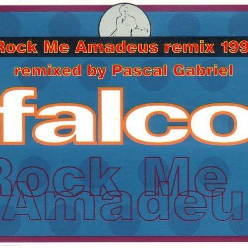 Bild 1: Falco, Rock me Amadeus (Pascal Gabriel Remix 1991)