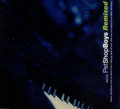 Фото 1: Pet Shop Boys, Where the streets have no name-Remixed (1991)