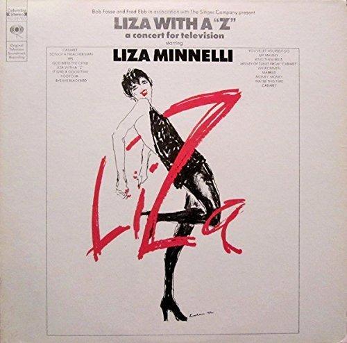 Bild 1: Liza Minnelli, Liza with a 'z' (1972)
