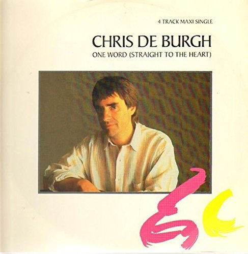 Bild 1: Chris de Burgh, One word.. (1987)