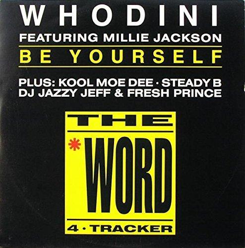 Bild 1: Whodini, Be yourself (1987, feat. Millie Jackson)
