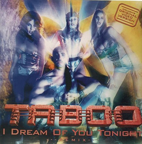 Bild 1: Taboo, I dream of you tonight..-Remix (1995)