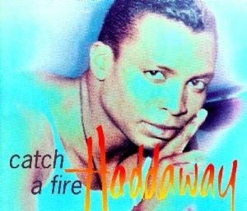 Bild 1: Haddaway, Catch a fire (1995)