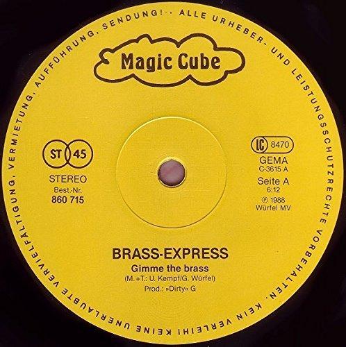 Bild 1: Brass Express, Gimme the brass (1988)