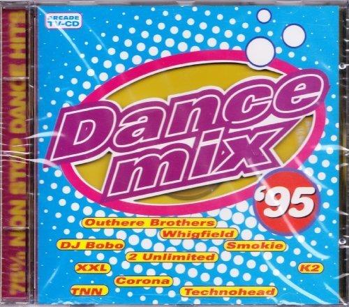 Bild 1: Dance Mix '95, Outhere Brothers, 2 Unlimited, DJ Bobo, Corona, Technohead..