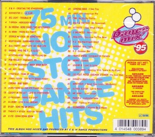 Bild 2: Dance Mix '95, Outhere Brothers, 2 Unlimited, DJ Bobo, Corona, Technohead..